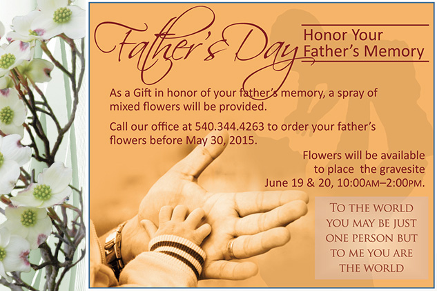 Father's Day at Cedar Lawn 2015