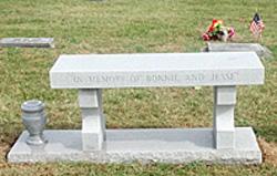 Wes Chisom Testimonial - Memorial Bench