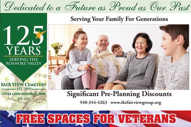 Pre-Planning & Veterans Spaces
