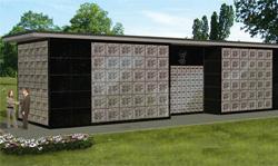 Roanoke's Community Mausoleum at Cedar Lawn Memorial Park